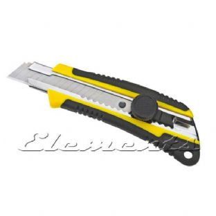 18mm Snap Off Screw Lock Knife T061